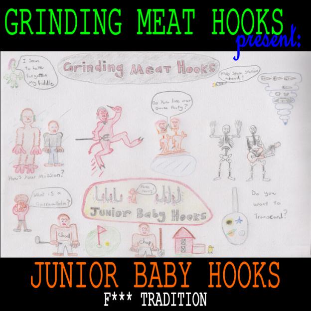 grinding meat hooks junior baby hooks